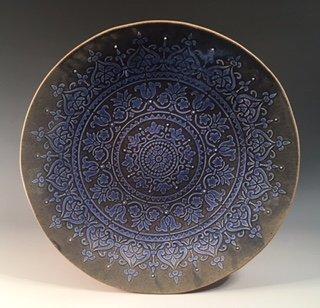 Mandala Platter