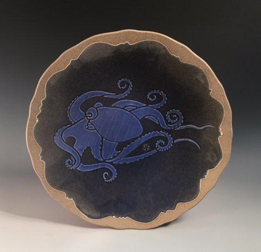 Octopus Platter
