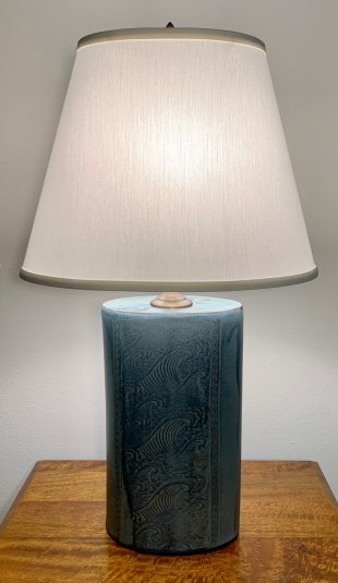 Pacific Wave Lamp
