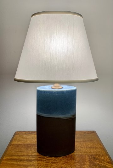 Painterly Lamp