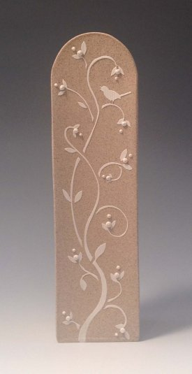 Birdsong Vase