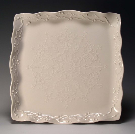 Filigree Tray