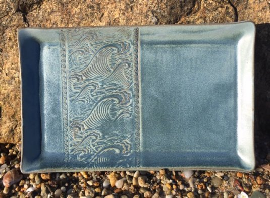 Pacific Wave Tray