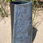 Pacific Wave Vase
